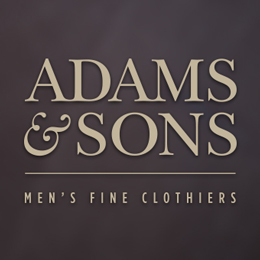Adams & Sons Website Design