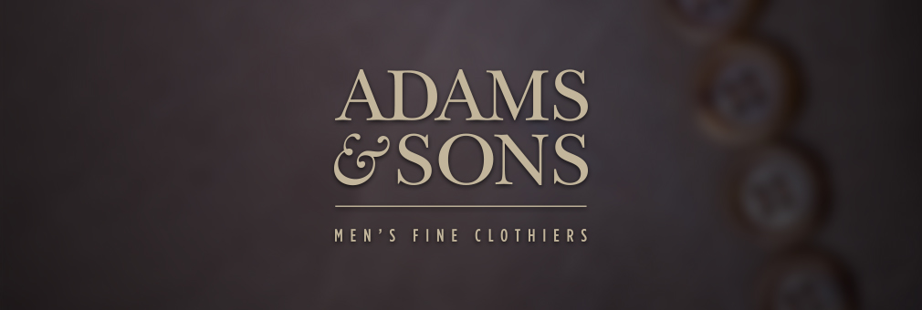 Adams & Sons Website Design