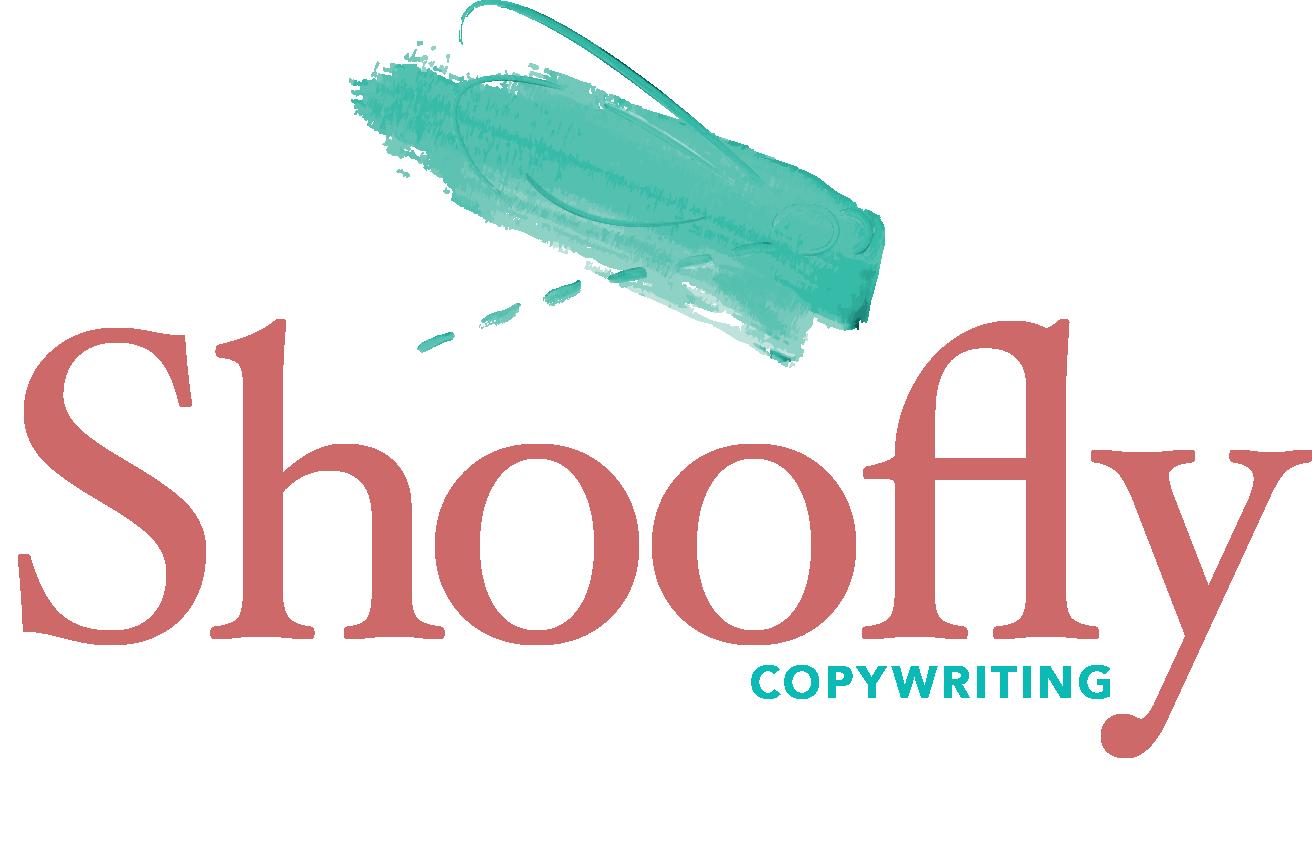 Shoofly Copywriting Identity