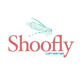 Shoofly Copywriting Identity and Website Design