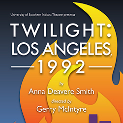 Twilight: Los Angeles, 1992 Event Poster
